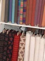 libreria tessile